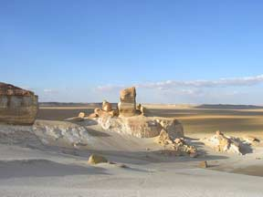Bahariya and White desert
